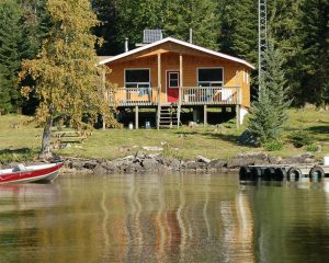 Tips for Staying in a Cabin With Kids