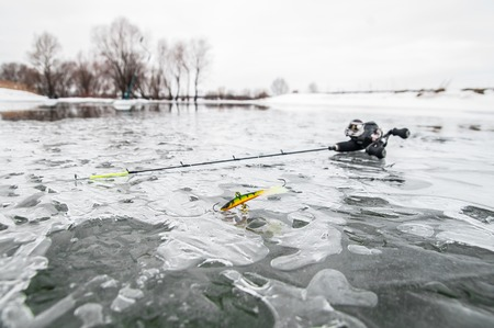 Winter Fishing in Ontario