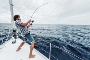 Going Fishing for Your Bachelor's Party